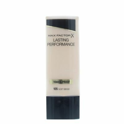 Max Factor Lasting Performance Touch Proof Foundation 35ml - Please Choose Shade