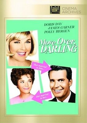 Move Over Darling [New DVD] Manufactured On Demand, Dubbed, Widescreen, NTSC F