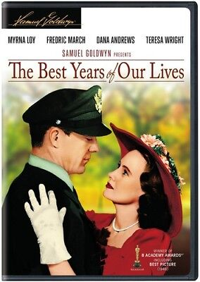The Best Years of Our Lives [New DVD] Eco Amaray Case