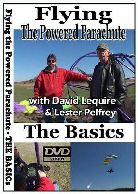 Flying The Powered Parachute The Basics Video DVD