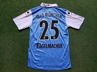 TSV 1860 München Trikot M 13/14 Uhlsport Shirt Think Blue ( 25 Kagelmacher )