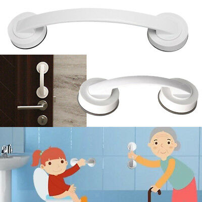 Bathroom Safety Handle Door Wall Grab Bar Suction Handle Assist Bar for Eld