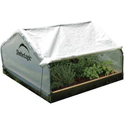 ShelterLogic GrowIT® BackYard Raised Bed Greenhouse