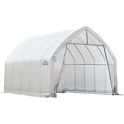 ShelterLogic GrowIT® High Arch Greenhouse