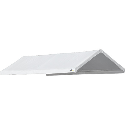 ShelterLogic AccelaFrame™ Canopy 10 x 20 ft. Replacement Cover - White