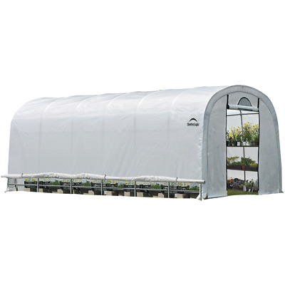 ShelterLogic GrowIT® Heavy Duty Round Greenhouse 12 x 24 x 8 ft.