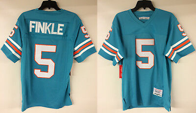 bceff07dc Ray Finkle Miami Dolphins Ace Ventura  Pet Detective Movie Football Jersey  Film