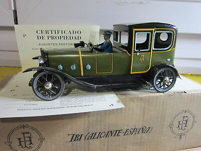 Paya Coach Coupe Limousine 1923 Refabrication Serie Limitee Numerotee Annees 80
