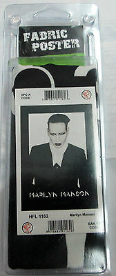 MARILYN MANSON FABRIC POSTER AMERICAN GRAFFITI 30x40 WALL HANGING HFL1089