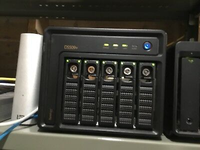 Synology DS509+ 5 Bays No-HD
