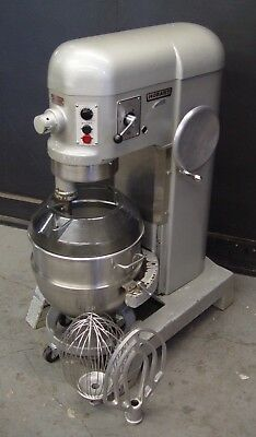 HOBART 60QT 60 QT Dough Mixer H600T 1.5 HP *Three Phase*