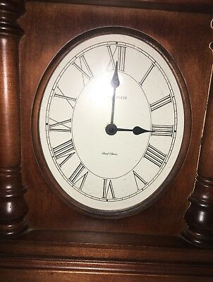 Howard Miller Mantle Clock Dual  Chime Quartz Movement