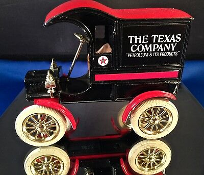 Ertl Texaco Limited Edition 1905 Ford Delivery Die-cast metal Coin Bank Loose
