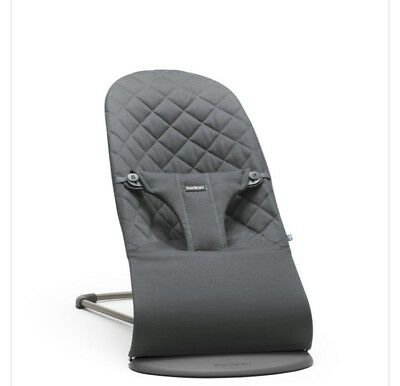 Baby Bjorn 'bliss' Bouncer 'Anthracite'