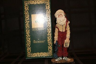 "Boyds J & T Imaginations~""Weary St. Nick..The Day After"" ~28010~1st Edition"