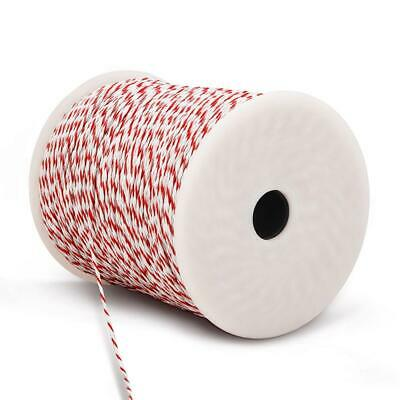 500m Roll Electric Fence Energiser Poly Wire