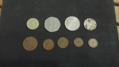Mixed Lot of Coins From U.K.