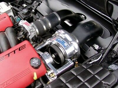 Chevy Vette C5 Z06 97-04 Procharger Supercharger Stage II con Intercooler Kit