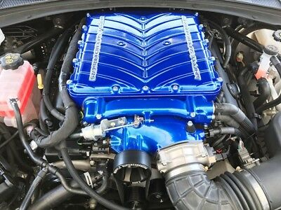 Chevy Camaro Ss LT1 16-18 Whipple Supercharger con Intercooler 2.9L Completo