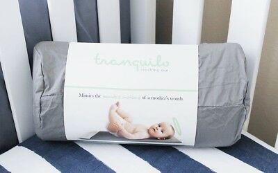 Tranquilo Portable Soothing Vibrating Baby Mat Small NEW