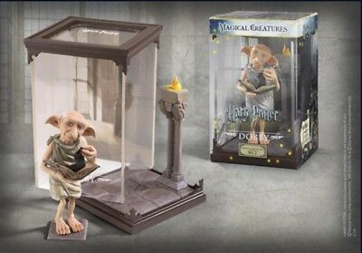 Dobby - Harry Potter Magical Creatures by Noble Collection   Express Postage