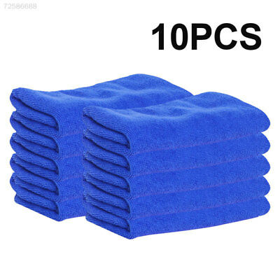 F01E 10pcs Ultra Soft Cloth Car Washing Cloth Car Microfiber Cleaning Cleaning