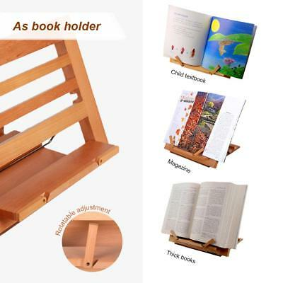 1x Sheet Music Book Stand Holder Table Music Book Stand for Piano Player UK