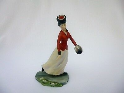 "ROYAL WORCESTER Bone China ""EMILY"" LIMITED EDITION FIGURINE C1969"