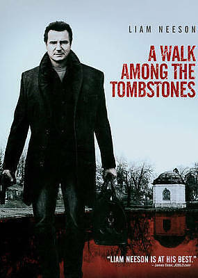 A Walk Among the Tombstones (DVD, 2015, Canadian) French and English