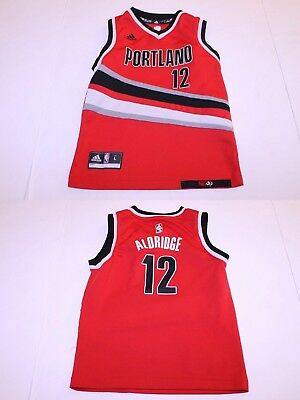 YOUTH PORTLAND TRAIL Blazers Greg Oden L (14 16) Jersey (Red) Adidas ... be1509e25