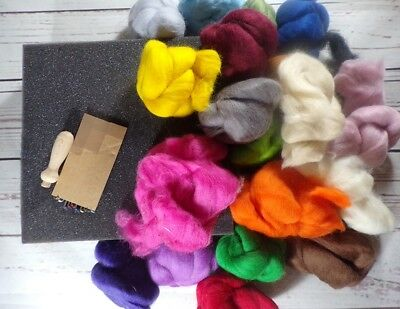 Large Needle Felting Kit - Perfect Crafty Christmas Present