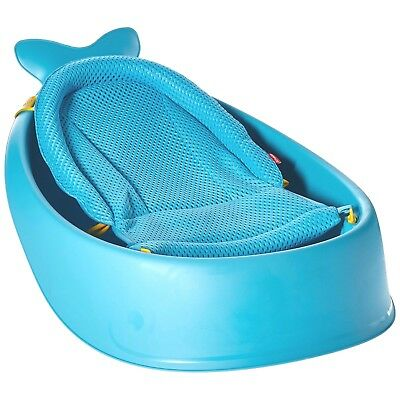 Baby Bath Support Seat Tub Infant Bather Comfort Safety Newborn 3 in 1 Bathtub