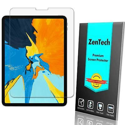 ZenTech Clear Screen Protector Guard Shield Cover Film For iPad Pro 12.9 (2018)
