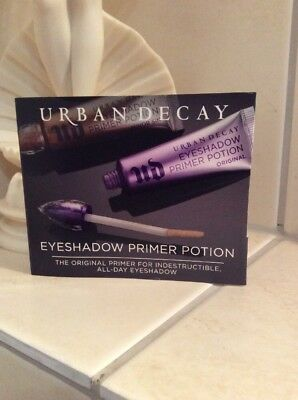 Urban Decay * Eyeshadow Primer Potion * 2 ml Probe * Reisegröße * Neu!!!