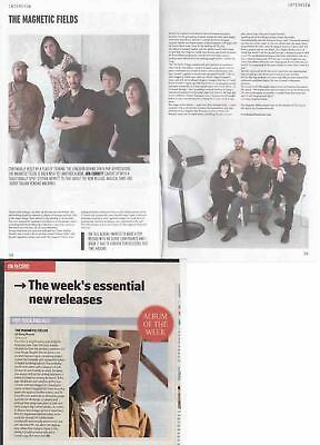 THE MAGNETIC FIELDS : CUTTINGS COLLECTION -interview-