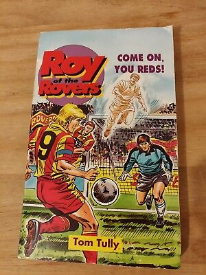 Come on, you reds! by Tom Tully (Paperback)