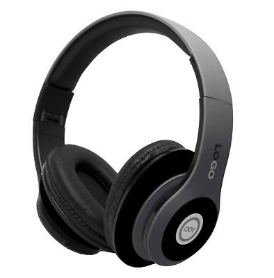 Rechargeable Wireless Headphones Bluetooth For Tv Watching With Mic (Stealth)
