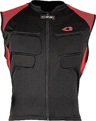 EVS Comp Vest Sm/Md Black