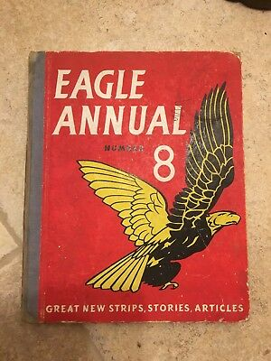 Eagle Annual Number 8  - 1959