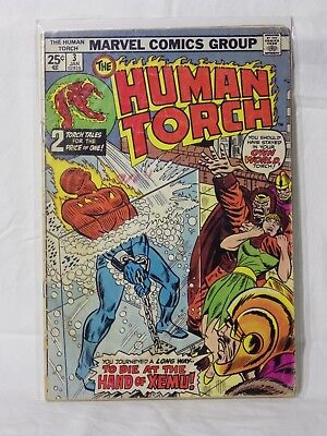 Marvel The Human Torch - 1st Series Issue No: 3