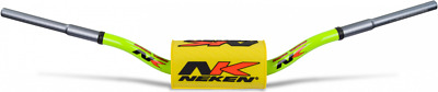 Neken SFH HandleBars Bars Fatbars 28mm Fluo Yellow All Brands 121