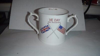 VE Day 50th Anniversary 8/5/95 Loving Cup
