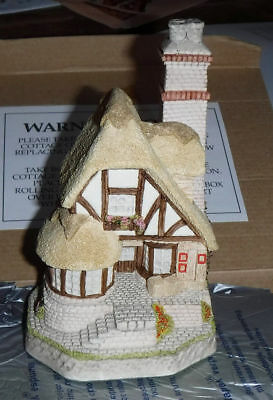 David Winter Cottages Audrey's Tea Room NIB 1991