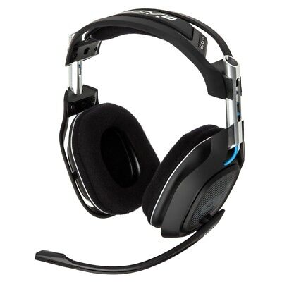 Astro Gaming A50 Black Blue Wireless Headset for PS4 PC MAC