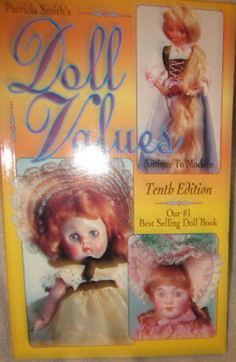 Patricia Smith's Doll Values Antique To Modern Tenth Edition