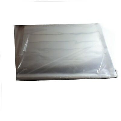CLEAR POLY BAGS Large Small Plastic Packaging Open Flat Packing T-Shirt Apparel