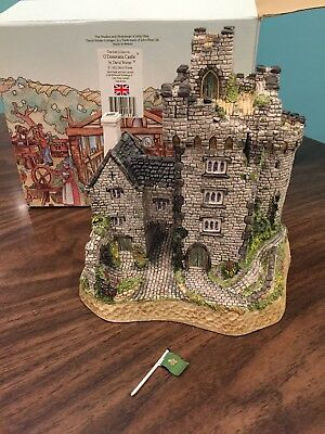 1992 David Winter Cottage O'donovans Castle From The Irish Collection W/ Box