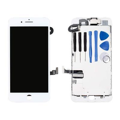 OEM Quality iPhone 7 Plus White Replacement LCD Screen Digitizer Full Assembly