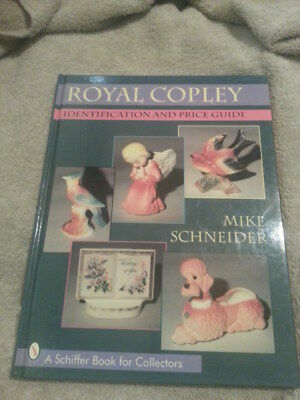 Royal Copley Ceramic Collectibles Identification/Price Guide Book