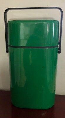 Decor 2 Bottle Byo Wine Cooler Retro Green